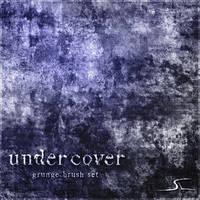 Undercover Grunge Brush Set