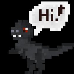 8Bit - Dino HI!