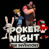 Poker Night Dock Icon by necrothug