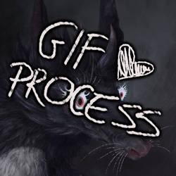 s t r a n g e r - GIF PROCESS