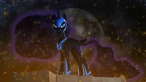 Nightmare Moon Mane (TEST)