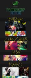 Team Toxic Remix - MadaFAKIN' PSD Pack by RainbowHorrors