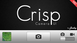 Crisp Camera UI by jonarific