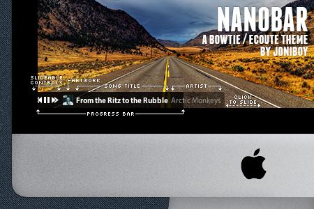 Nanobar: A sleek and minimal Bowtie/Ecoute theme