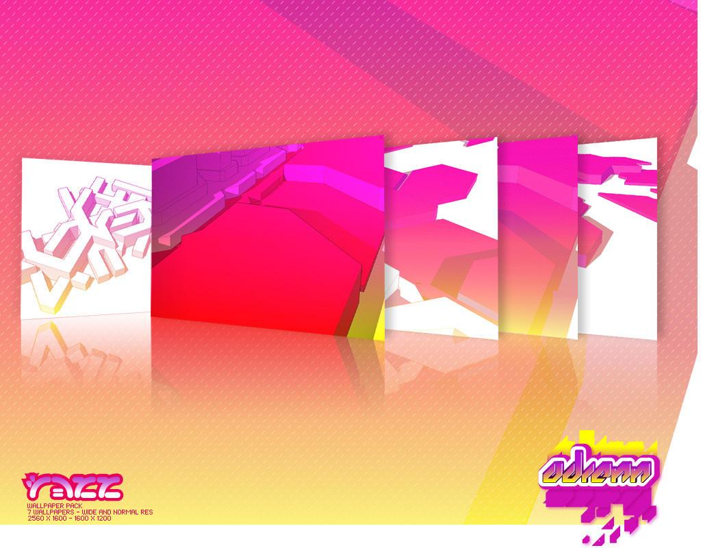 Razz wallpaper pack by adrenn