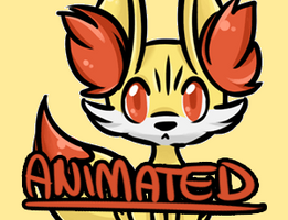 - Fennekin Animation - by BioV-xen