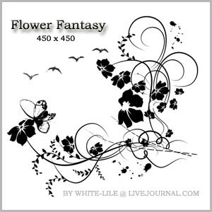 Flower Fantasy by generosa