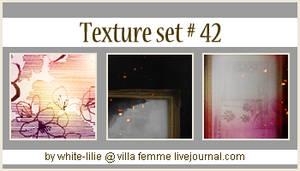Texture set 42