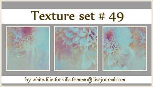 Texture set 49