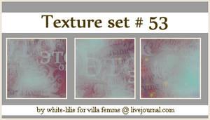 Texture set 53