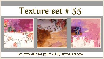 Texture set 55 by generosa
