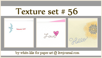 Texture set 56 by generosa