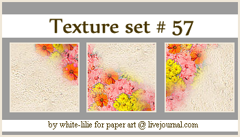 Texture set 57 by generosa