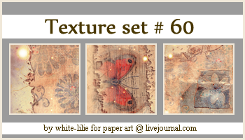 Texture set 60 by generosa