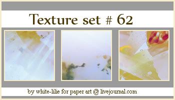 Texture set 62 by generosa