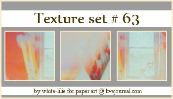 Texture set 63 by generosa