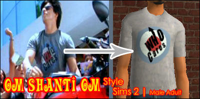 Sims 2 - Om Shanti Om Style by FooWater