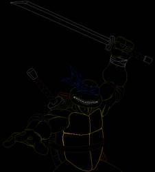 Leonardo - progress animation