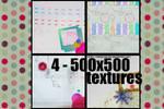 4 - 500x500 Textures