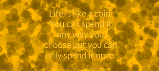 Life Is Like Quote 12 By Robotmastermavericks On Deviantart