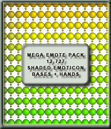 Mega Emote Base Pack by Athenas88