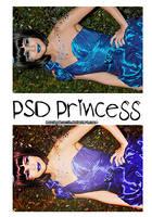 PSD Princess by AmazingObsession