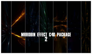 MrRobin effect c4d package 2