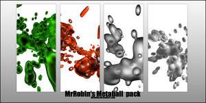MrRobin Metaball pack