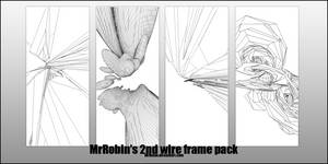 MrRobin 2nd wire frame pack