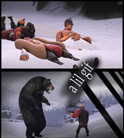 bear and such (sfm idle) by coweetie