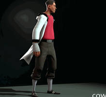 scout coat (request) blender/SFM by coweetie