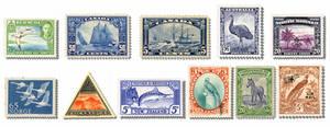 Mac Stamp Icons - Set 4