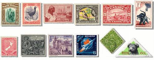 Mac Icons - Stamps Set 7 by Nastino47