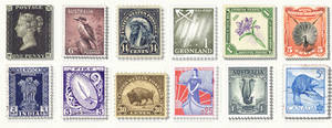 Windows Icons - Classic Stamps Set 1