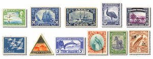 Windows Icons - Classic Stamps Set 4