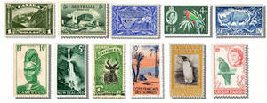 Windows Icons - Classic Stamps Set 5