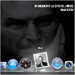 Steve Jobs mail icon