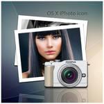 OS X iPhoto icon
