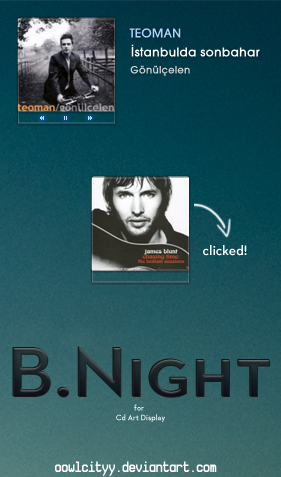 B. Night by oowlcityy