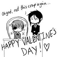 A Very Kuroshit Valentines by madelezabeth