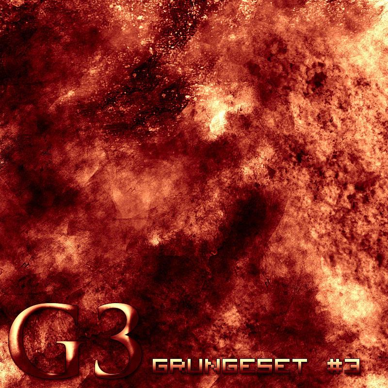 G3 GrungeSet 3 by geoff1917
