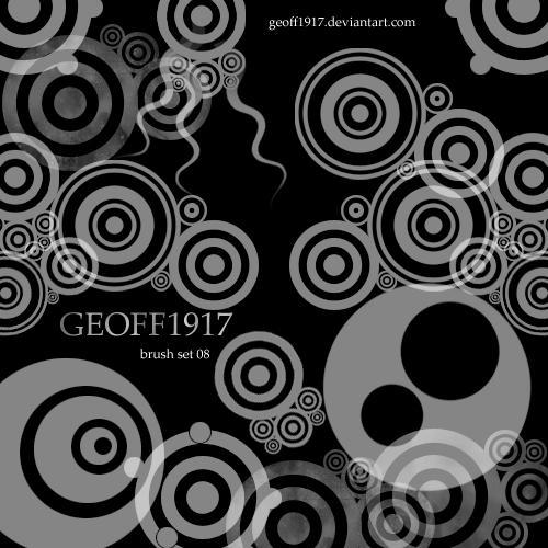 Geoff1917's Brushset 08 by geoff1917