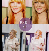 PSD 4 by Sherry by OvOsmile