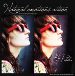 Natural emotions action