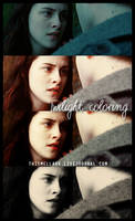 PSD Coloring-3 Twilight.