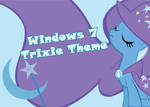 Windows 7 Trixie theme