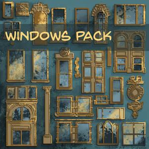 Windows Brush Pack