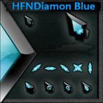 HFNDiamon Blue