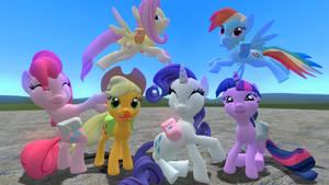 Pony-Bags