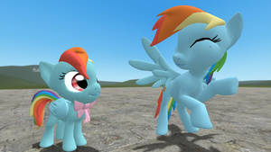 Rainbow Dash Young [Download]
